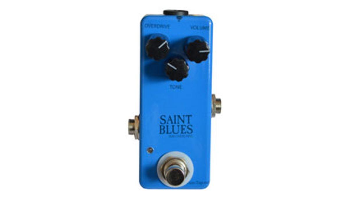 Vein-Tap Presents the Saint Blues 808 Overdrive