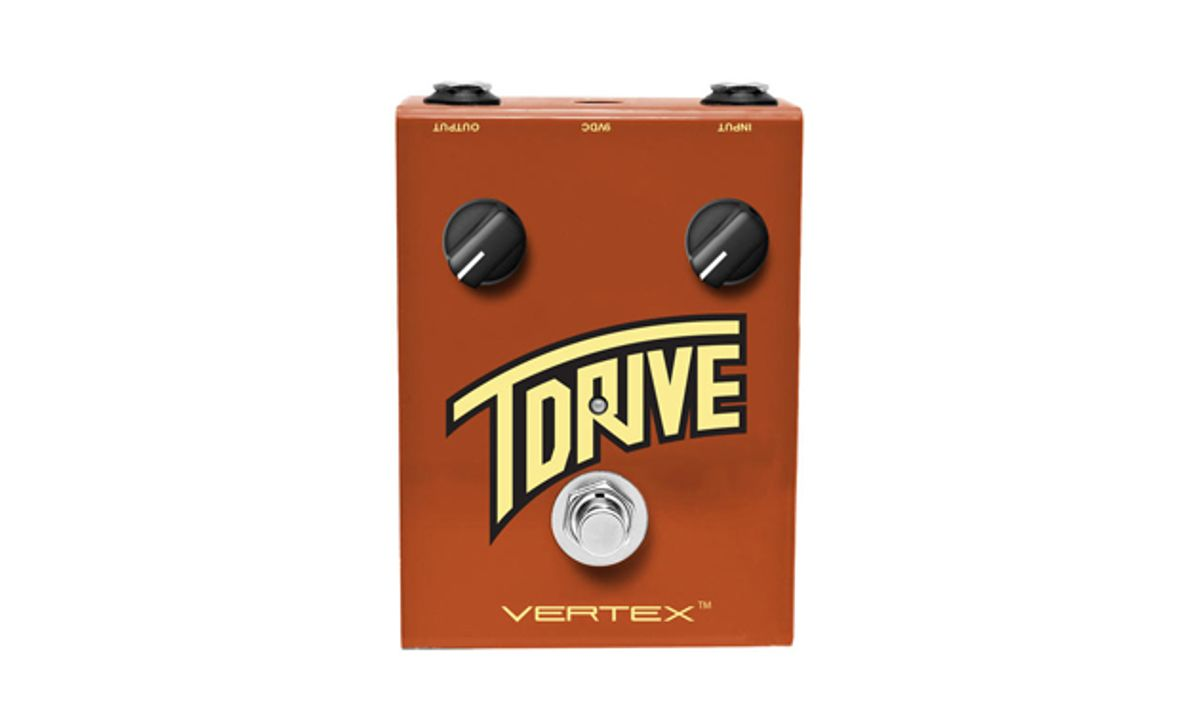 Vertex Effects Unveils the T Drive