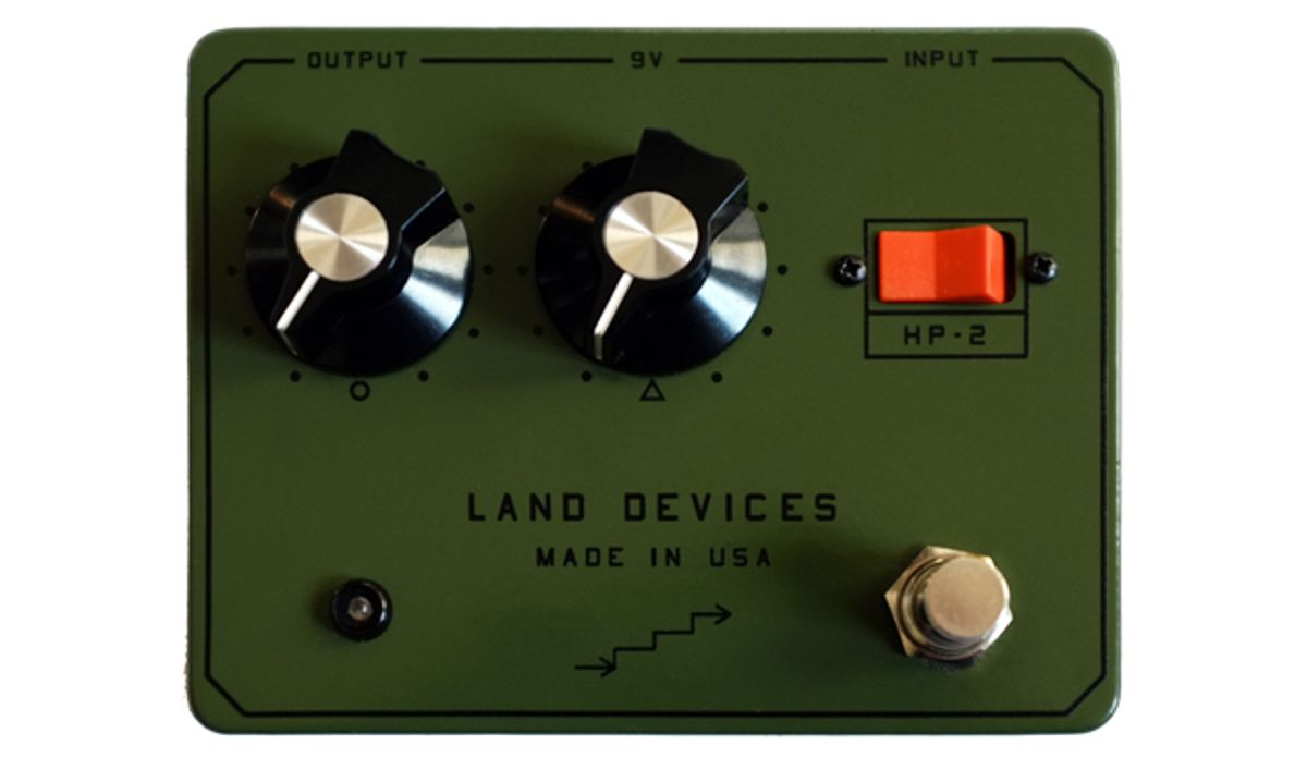 Land Devices Unveils the HP-2