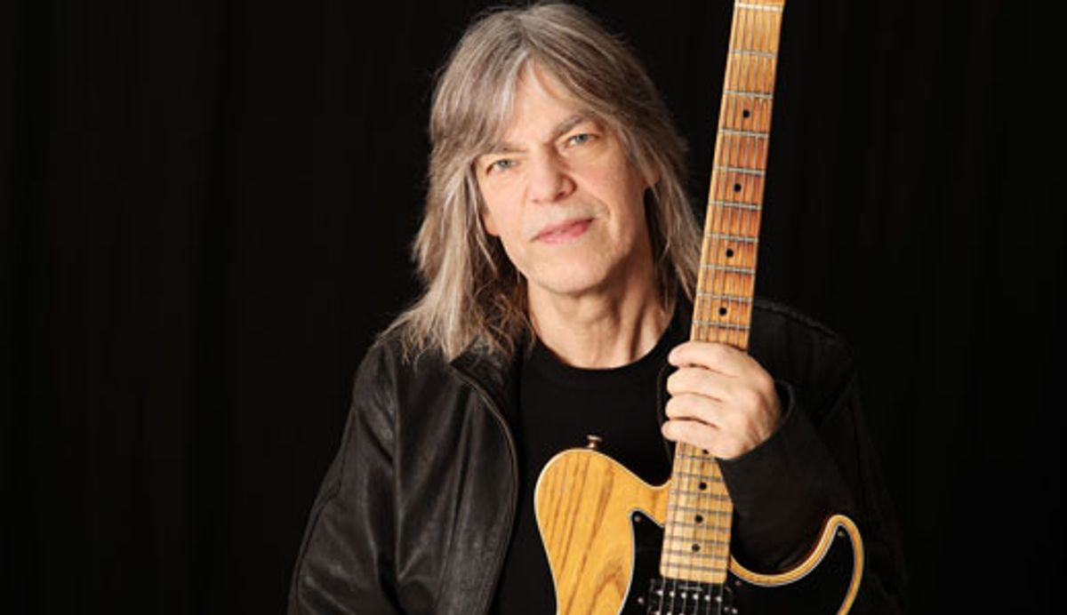 Mike Stern: Spirit Is Everything