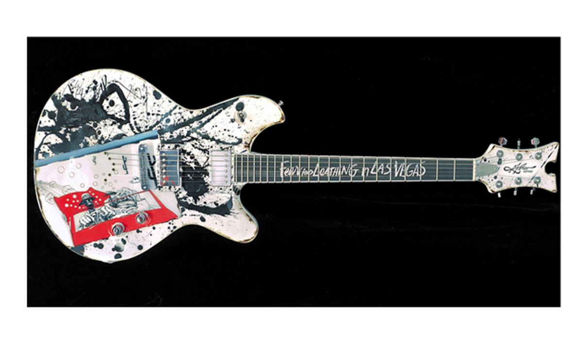 McSwain Guitars Debuts Fear and Loathing Model