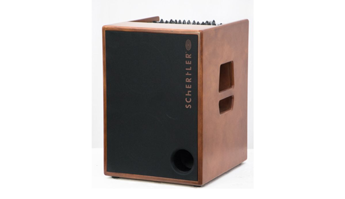 Schertler Introduces the ROY Acoustic Combo
