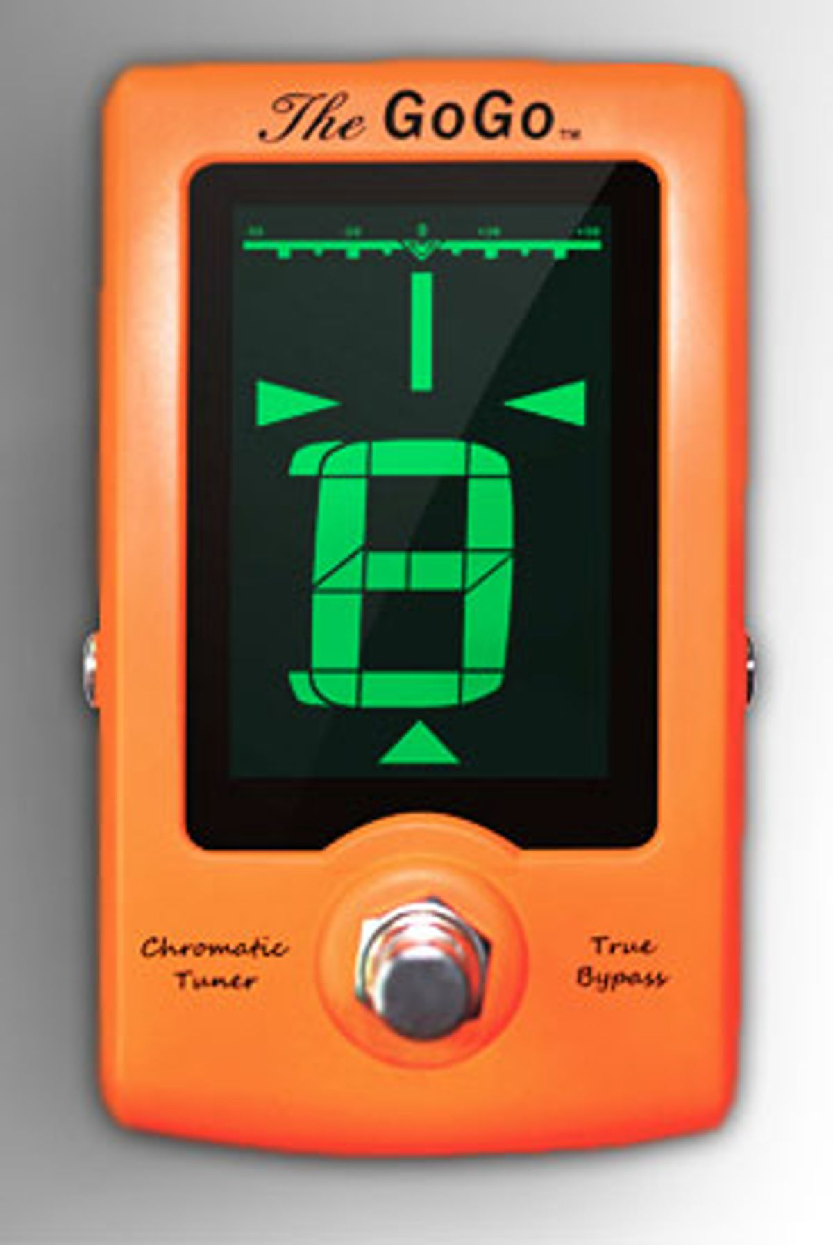 GoGo Tuners Unveils the Pedal Tuner