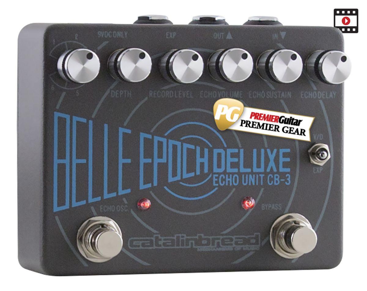 Catalinbread Belle Epoch Deluxe Review