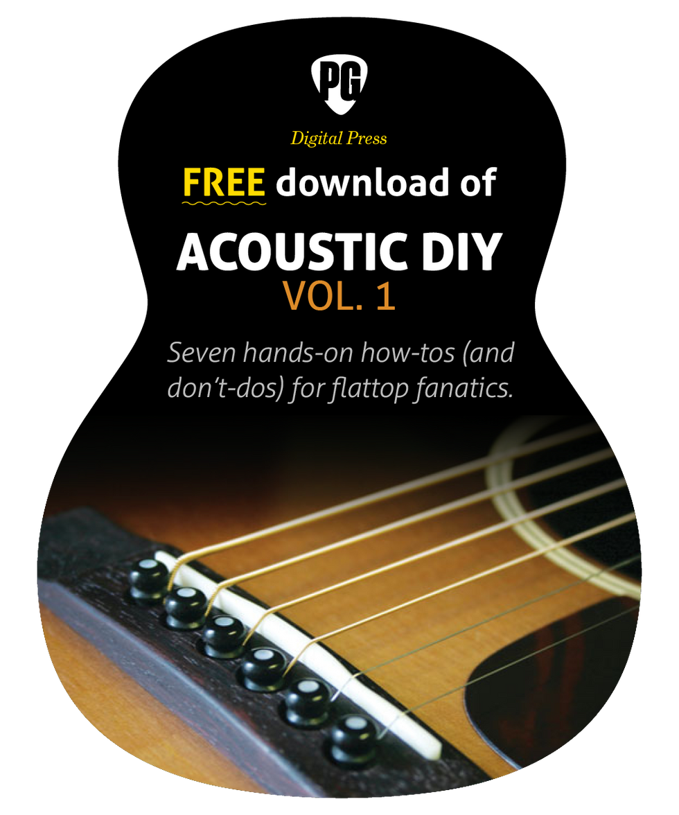 Acoustic DIY Vol 1