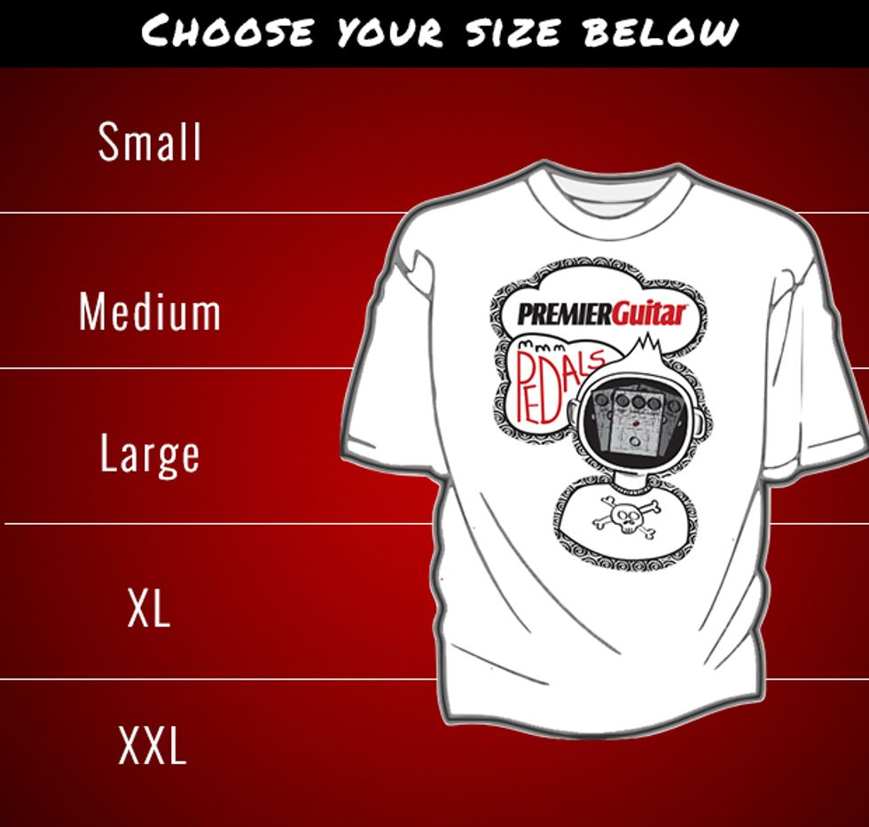 Choose your Size!