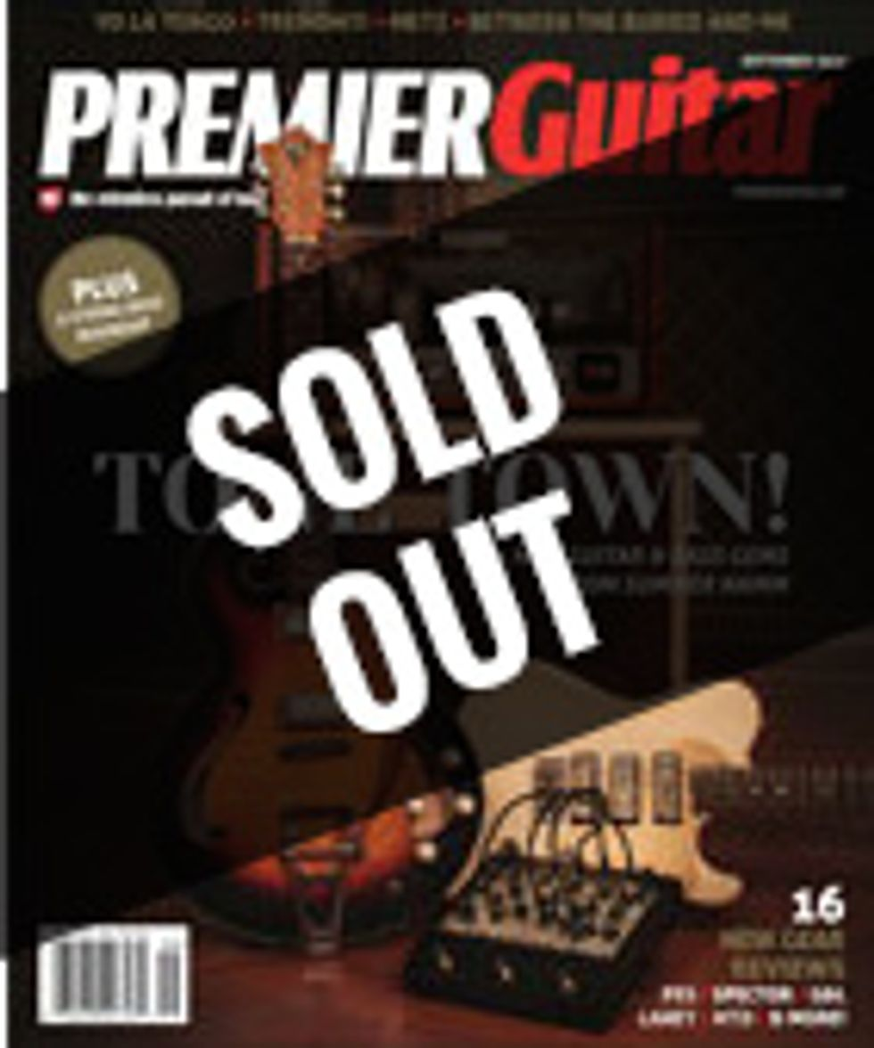 Sold out sep 2015
