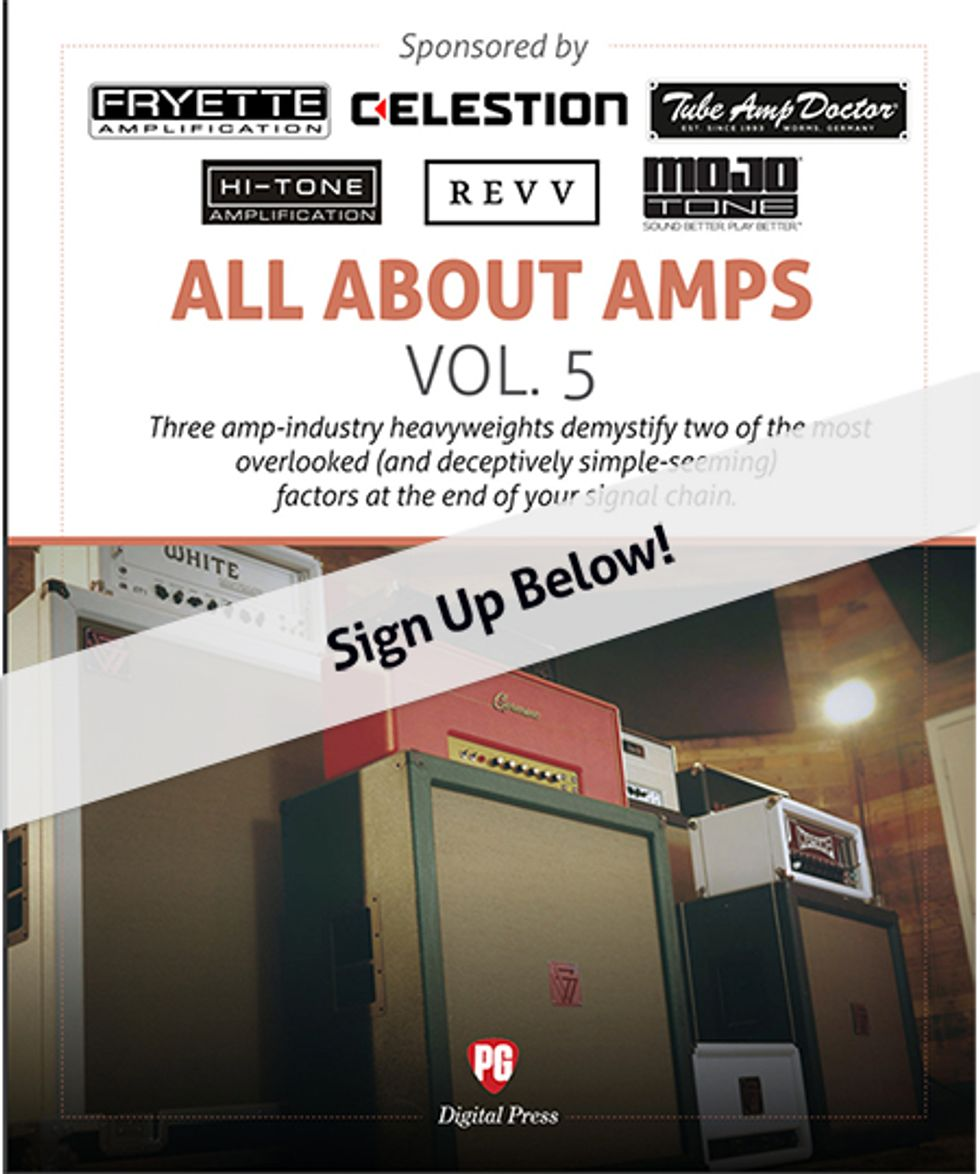 All About Amps Vol. 5