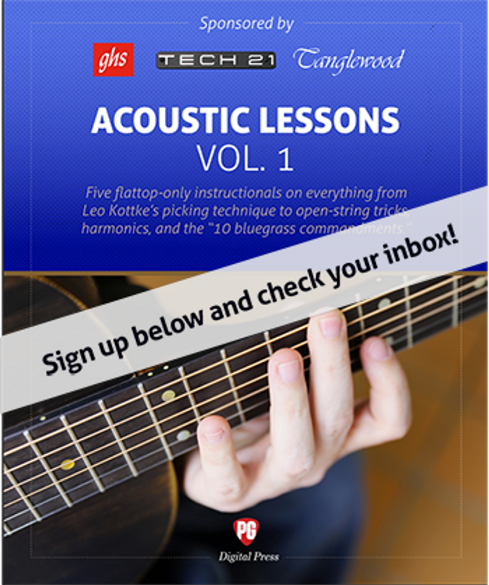 Acoustic Lessons DIY