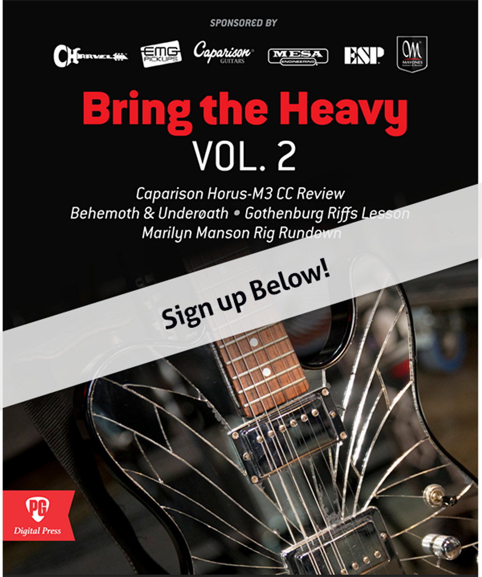 Bring the Heavy vol 2