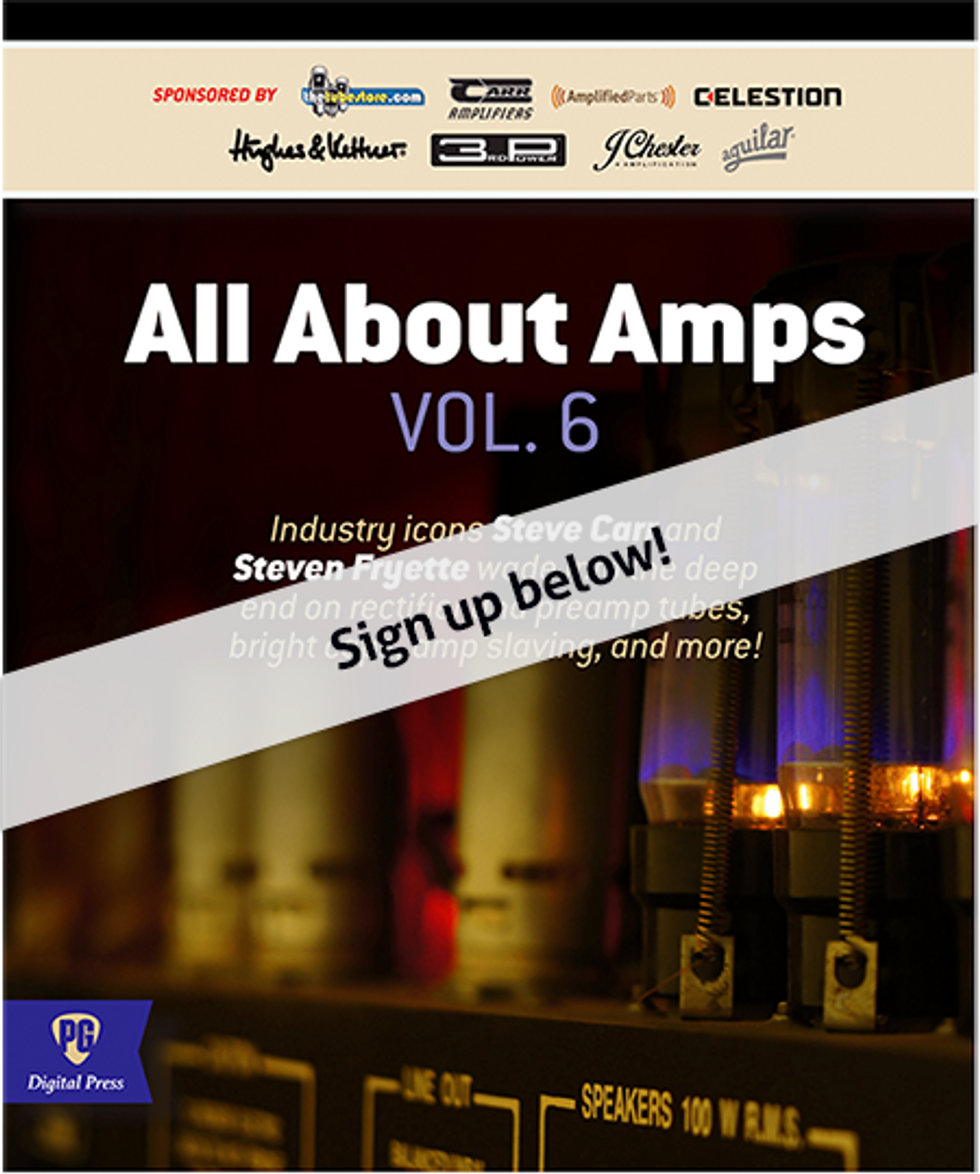 All About Amps vol 6