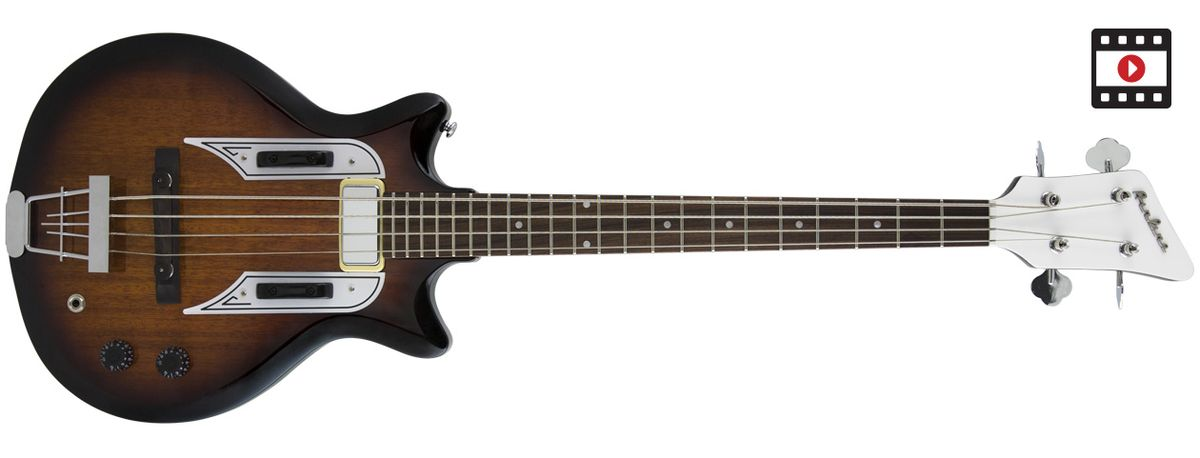 Eastwood Airline Pocket Bass Review