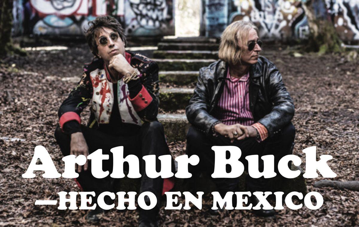Joseph Arthur and Peter Buck: Hecho en Mexico