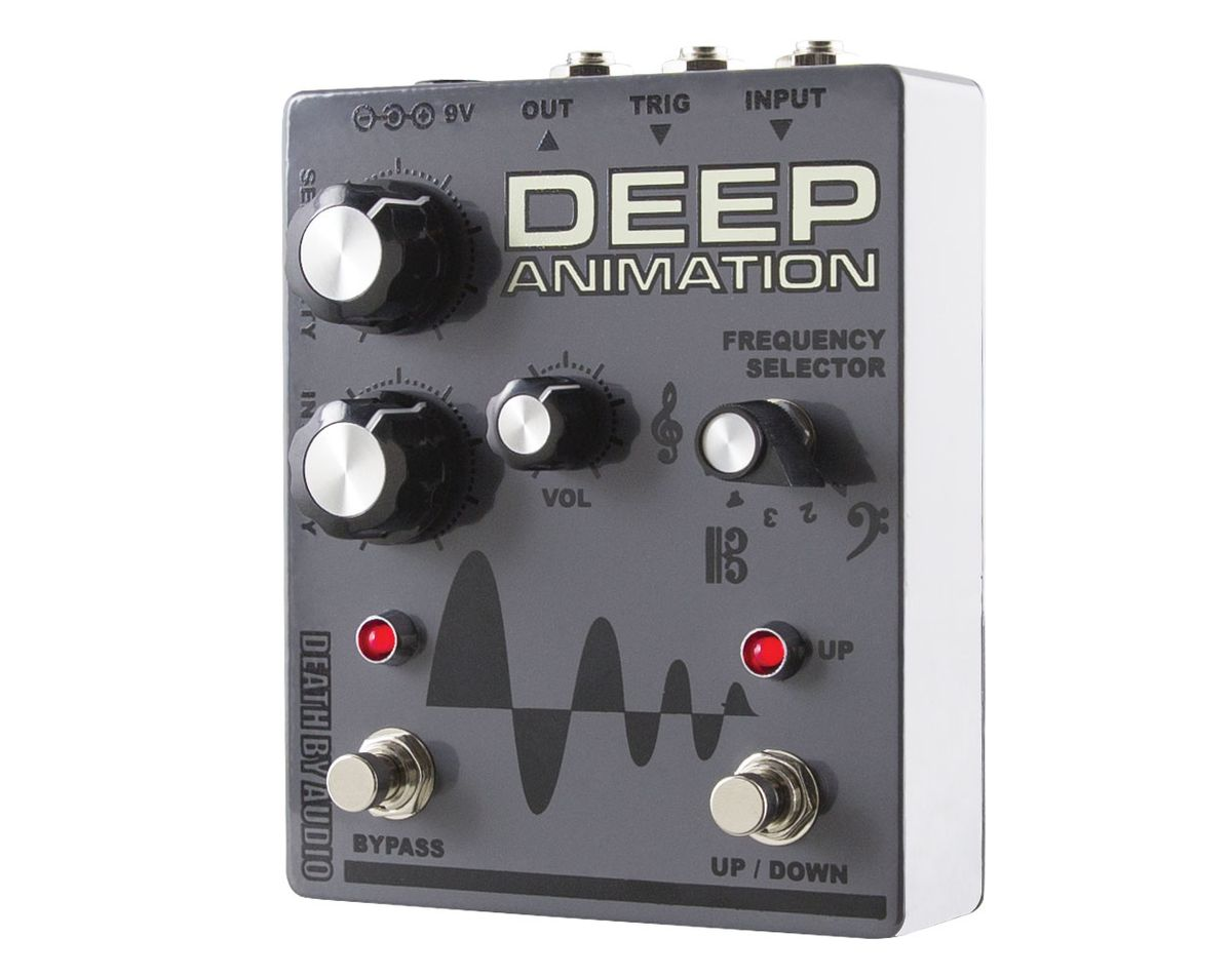 Death By Audio Deep Animation Review