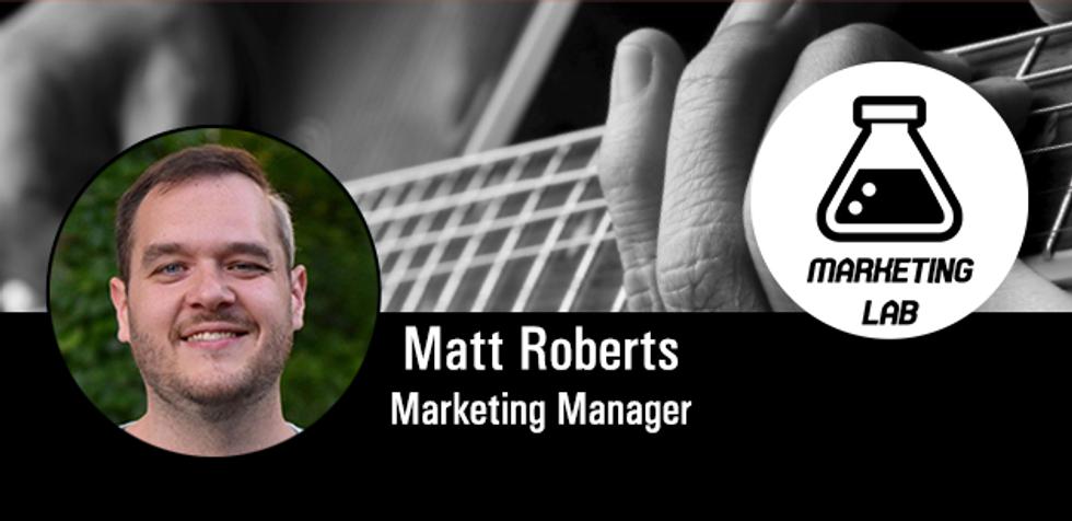 Marketing Lab Matt