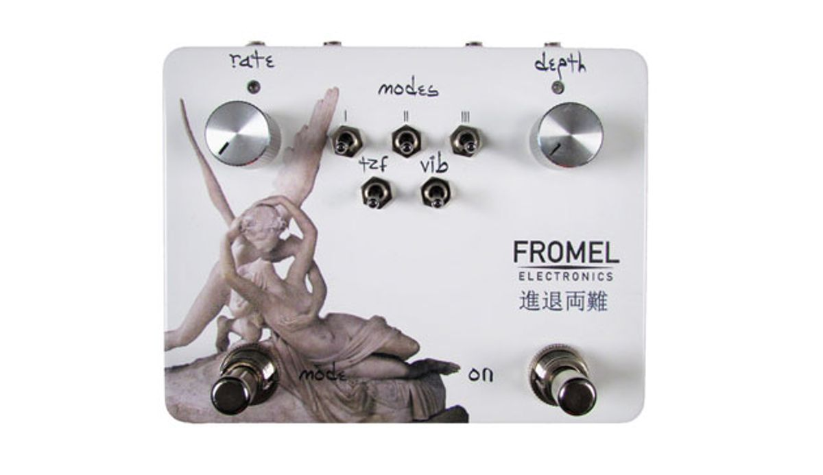 Fromel Electronics Introduces the Seraph Deluxe Dimensional Chorus