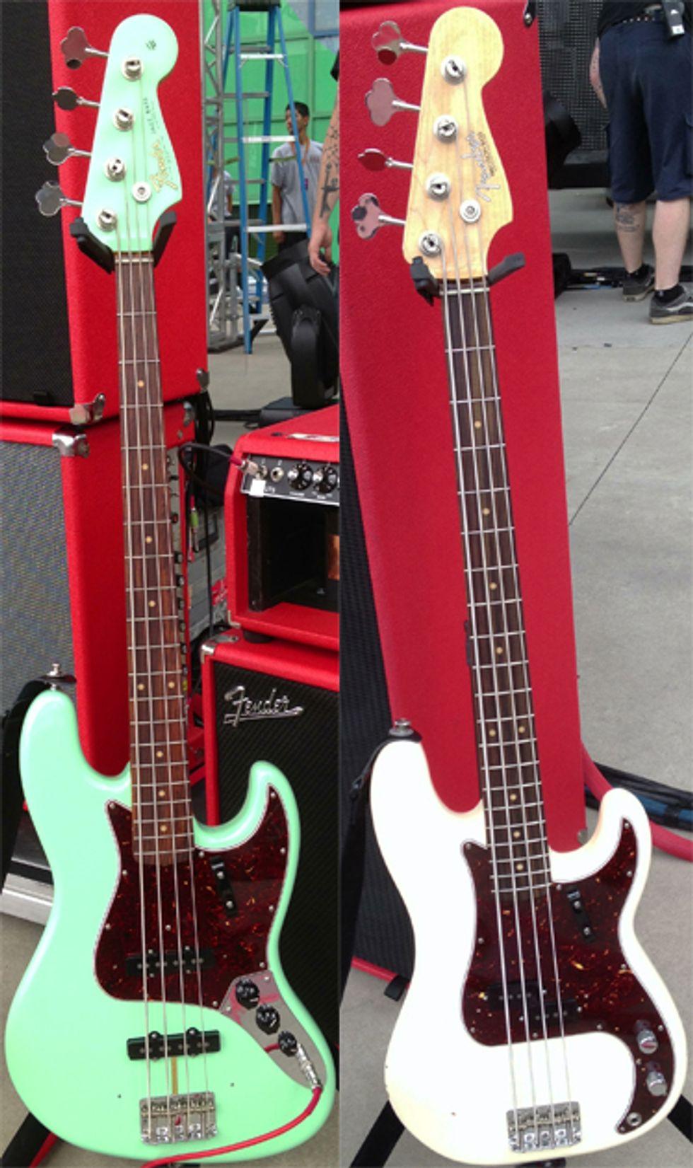 Rig Rundown Queens Of The Stone Age S Troy Van Leeuwen 2013 08 28 Premier Guitar