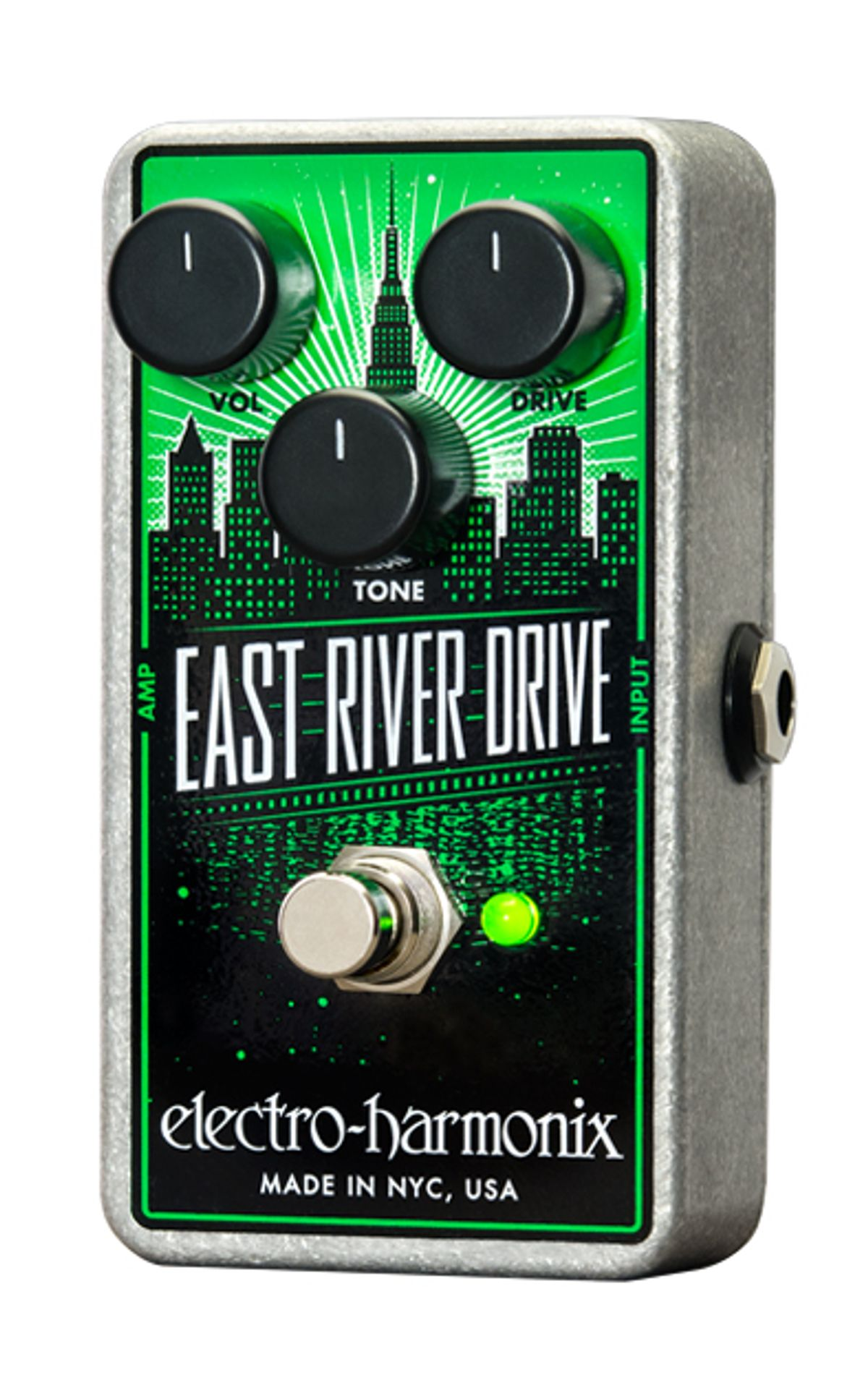 Electro-Harmonix Releases the East River Drive