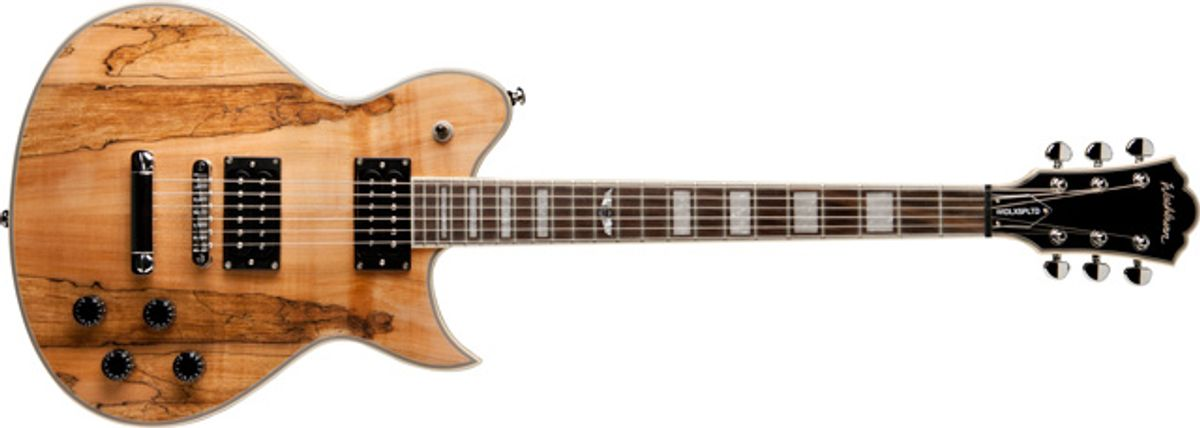 Washburn Introduces the WIDLXSPLTD Idol Electric Guitar