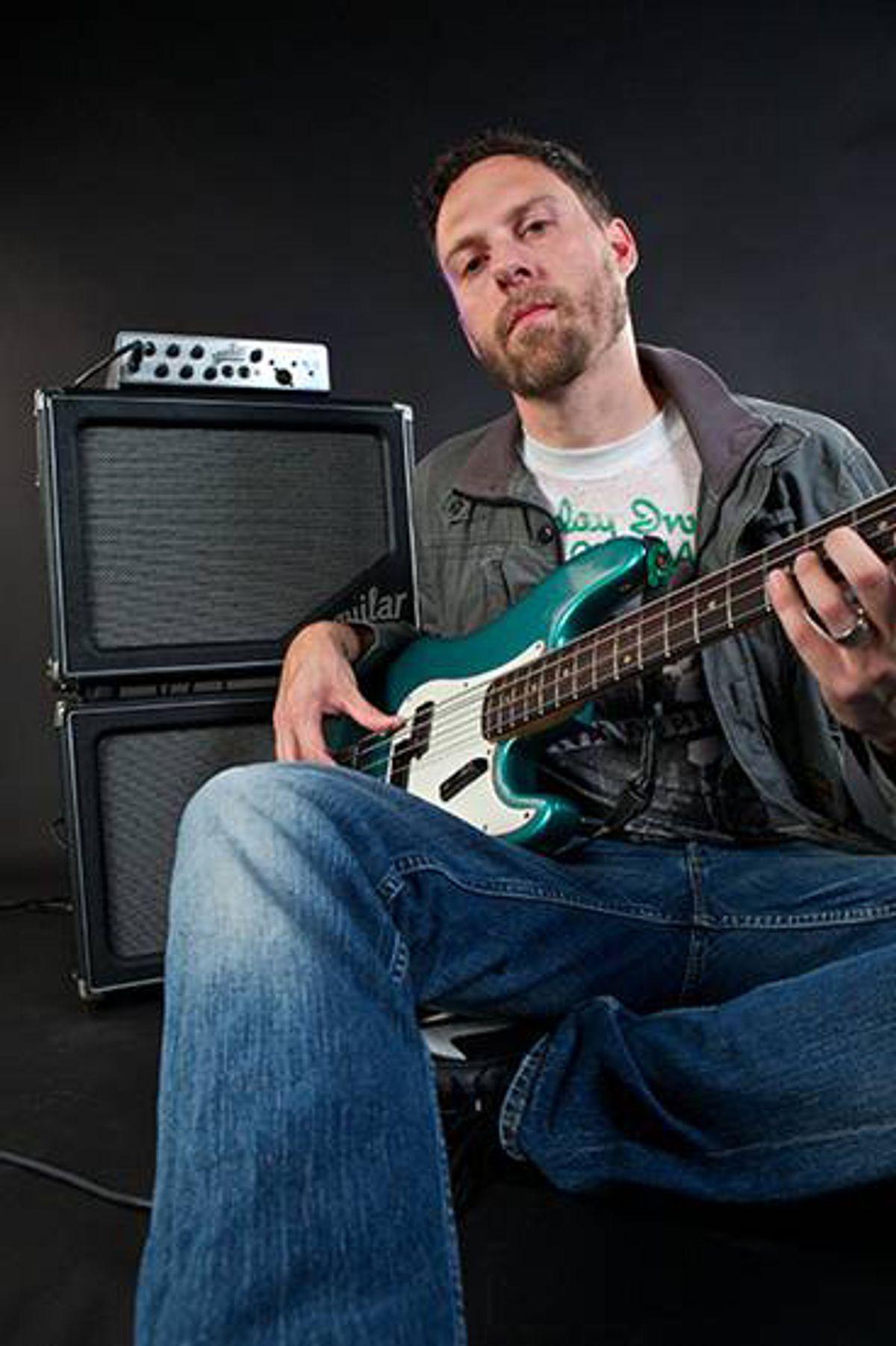Aguilar Amplification Announces Masterclass with Bassist Kaveh Rastegar