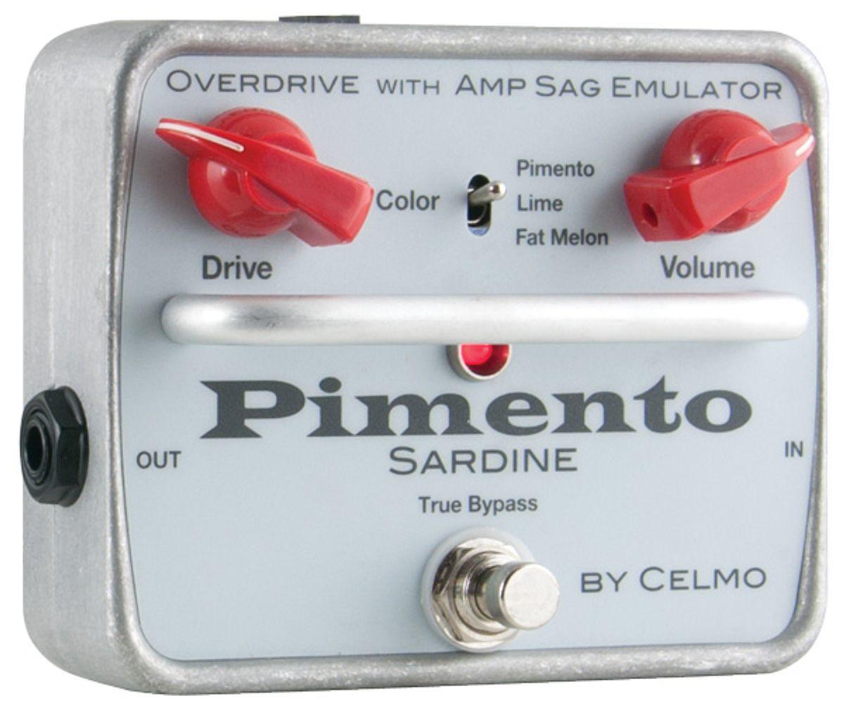 Celmo Pimento Sardine Overdrive Review