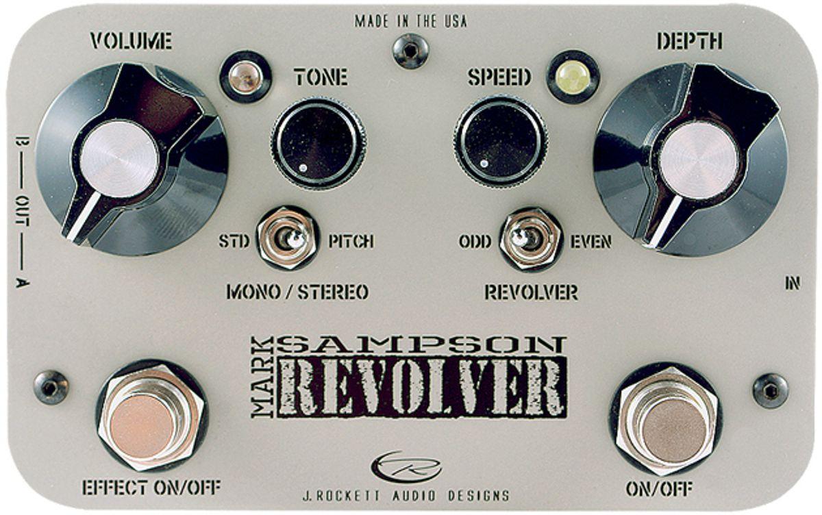 J. Rockett Audio Designs Releases The Revolver