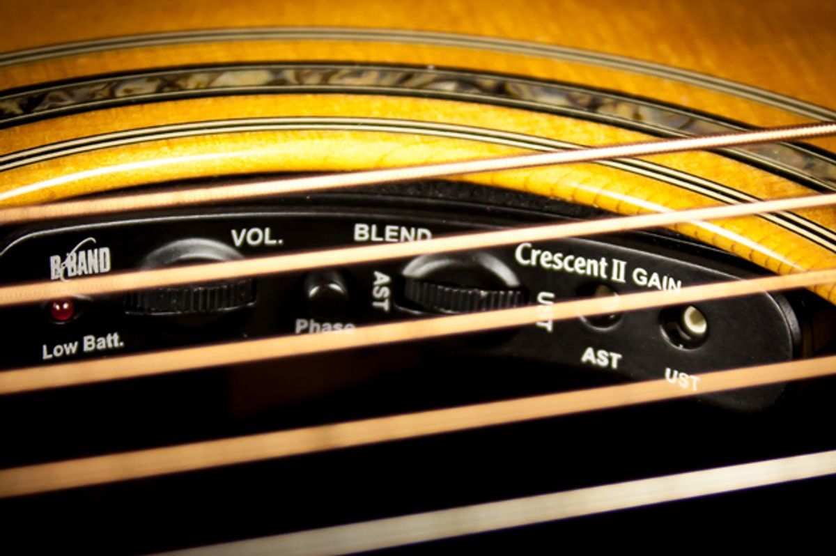 B-Band Announces Crescent Series Preamp
