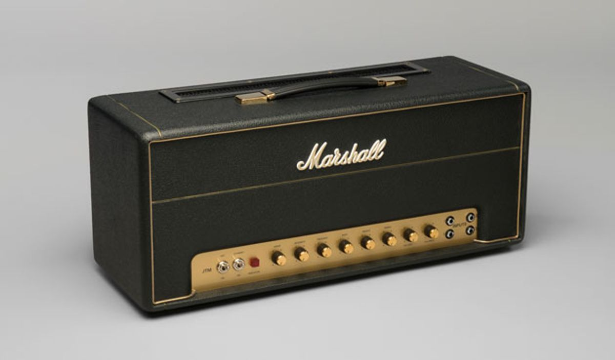 Marshall Amplification Expands Handwired Series