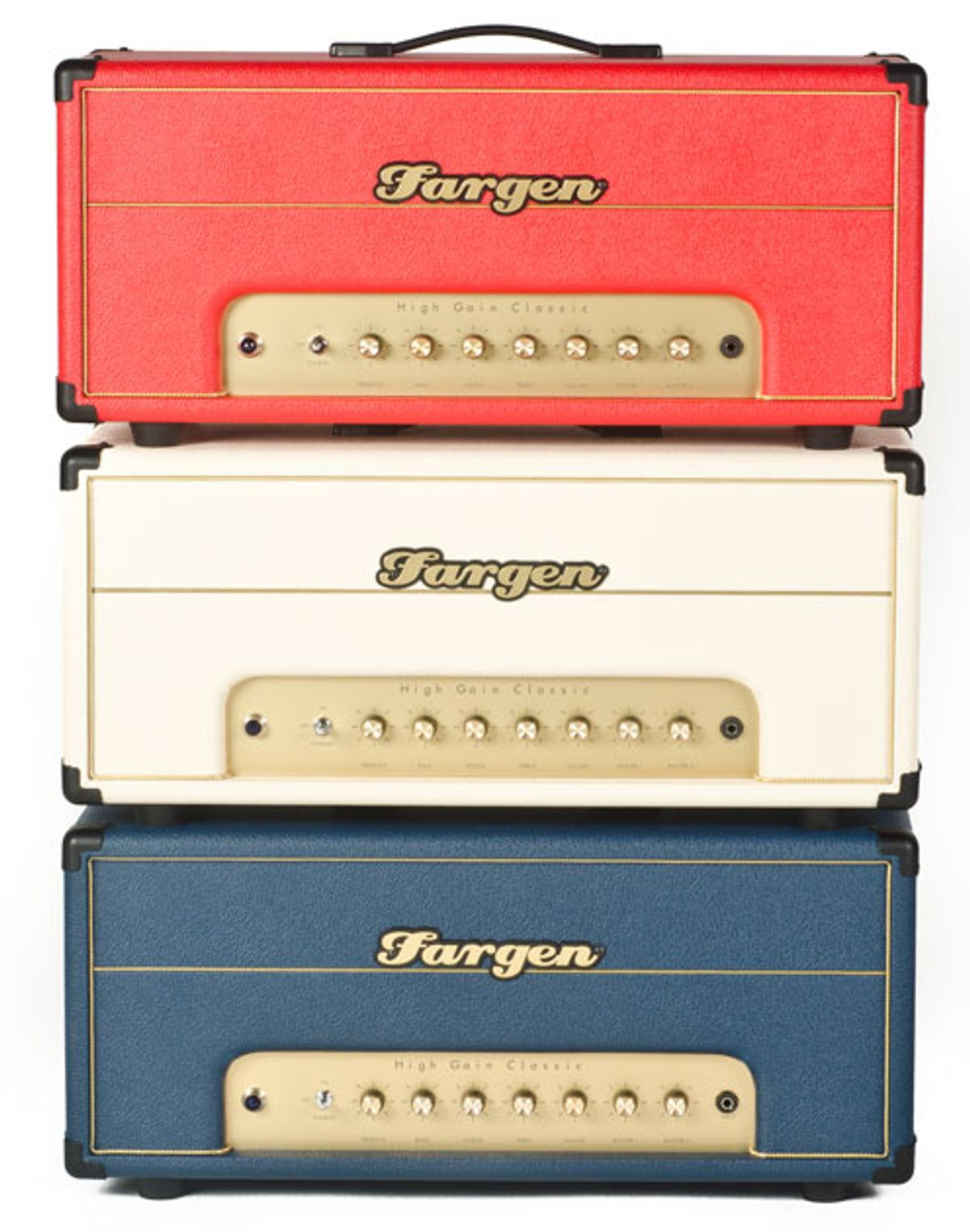 Fargen Amps Launches New 2014 Product Line