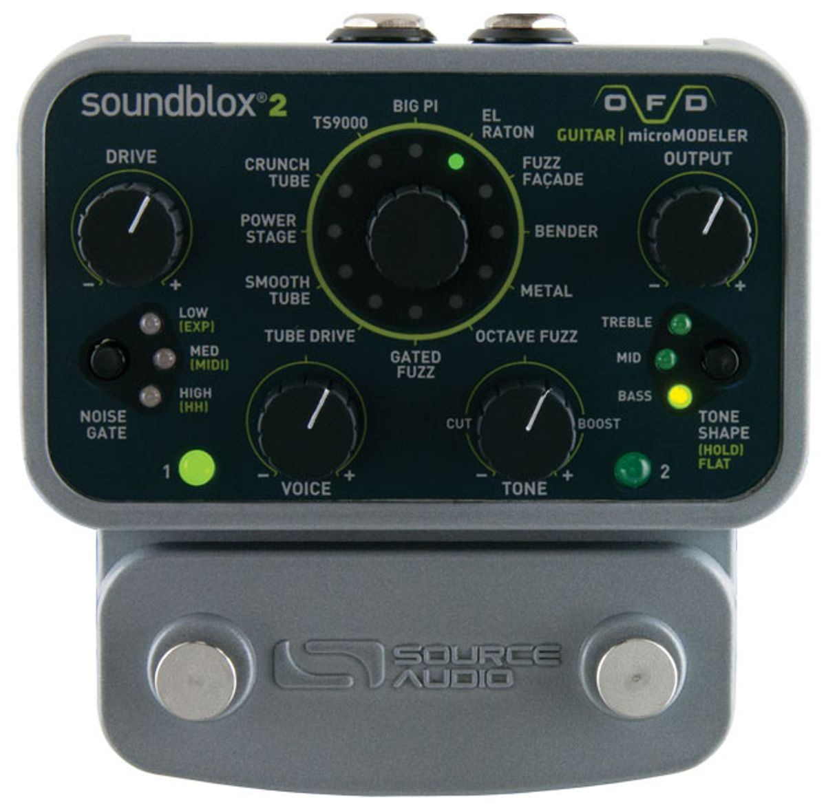 Source Audio OFD Guitar microModeler Review