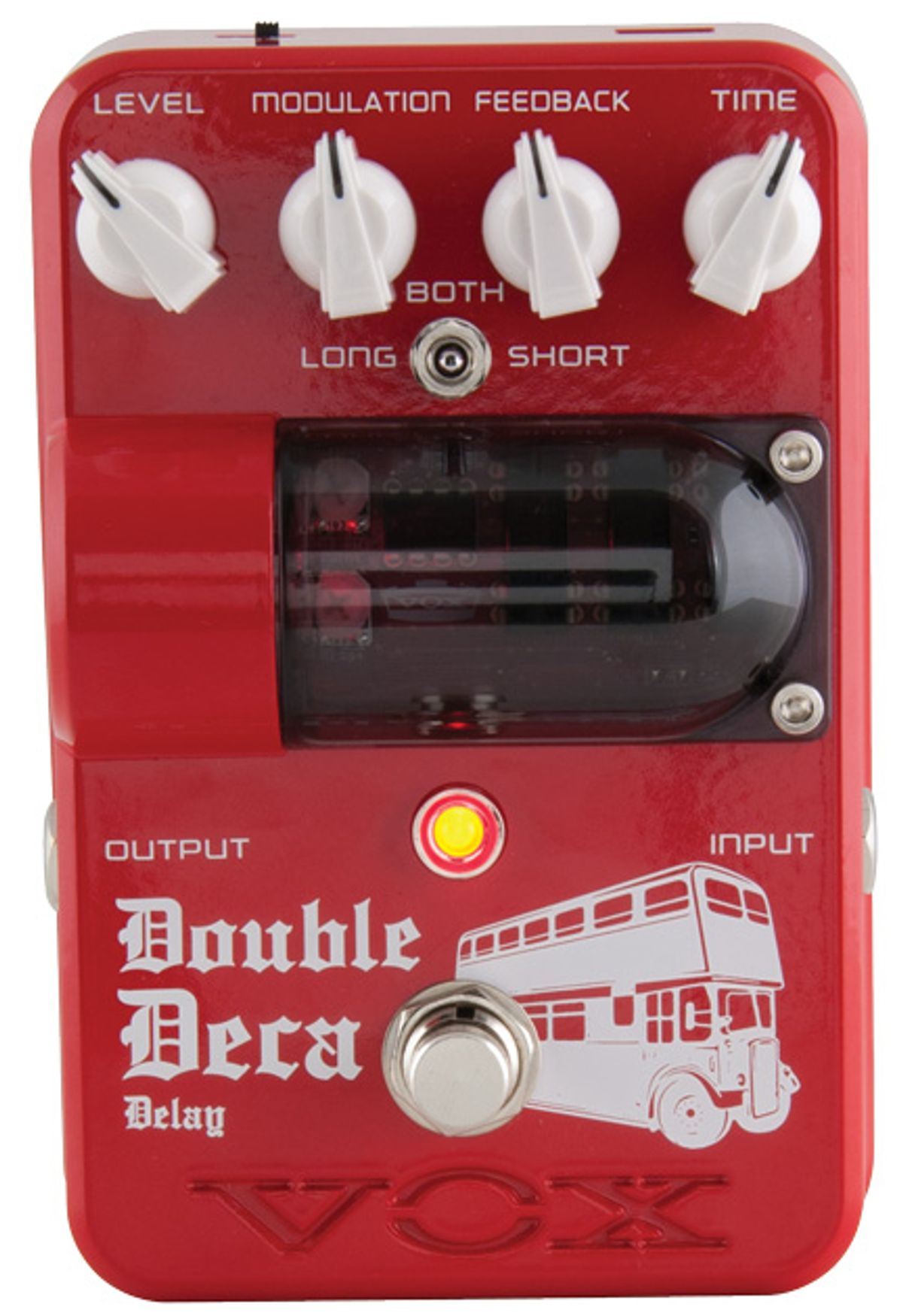 Vox Double Deca Analog Delay Review