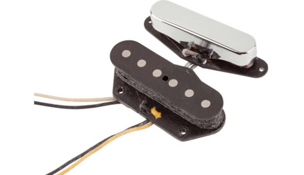 Mod Garage: Before You Swap Out Those Tele Pickups …