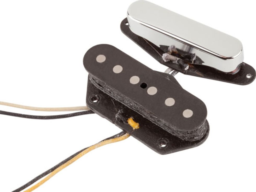 Mod Garage: Before You Swap Out Those Tele Pickups … | Premier Guitar
