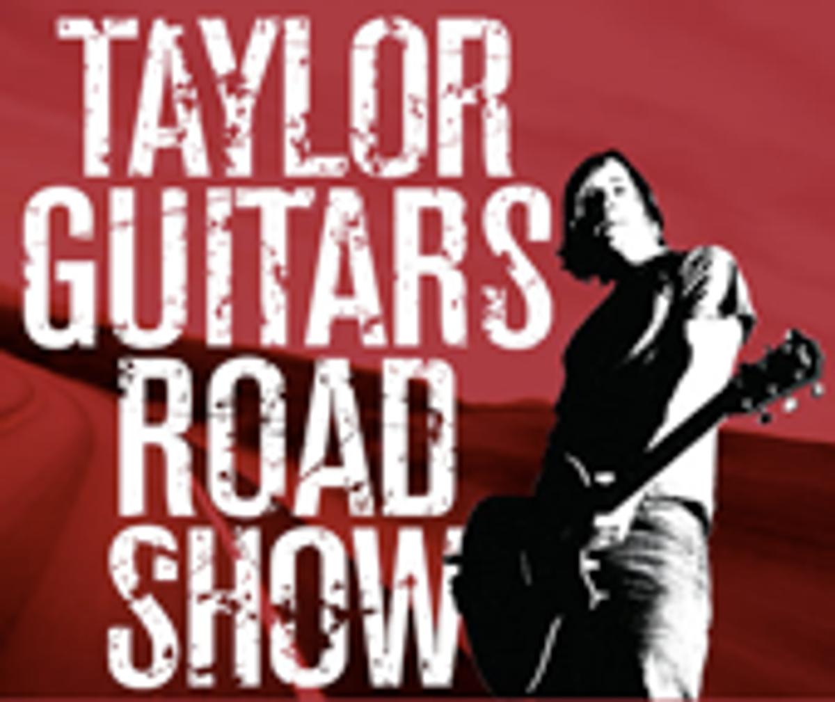 Taylor Guitars 2008 Road Shows