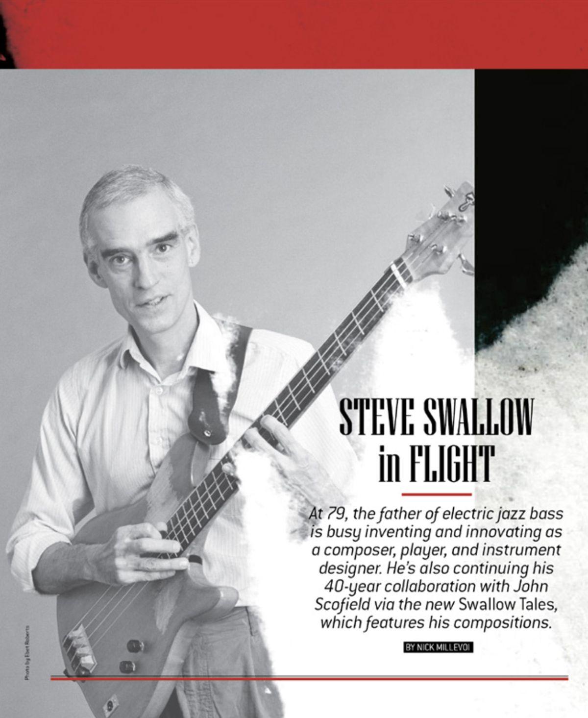 Steve Swallow in Flight