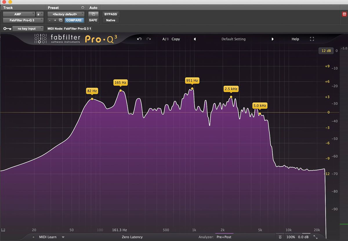 Recording Dojo: What's a High-Pass Filter & How Should You Use It?