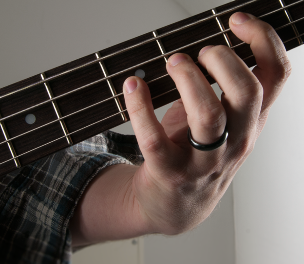 On Bass: A Half-Step from Greatness