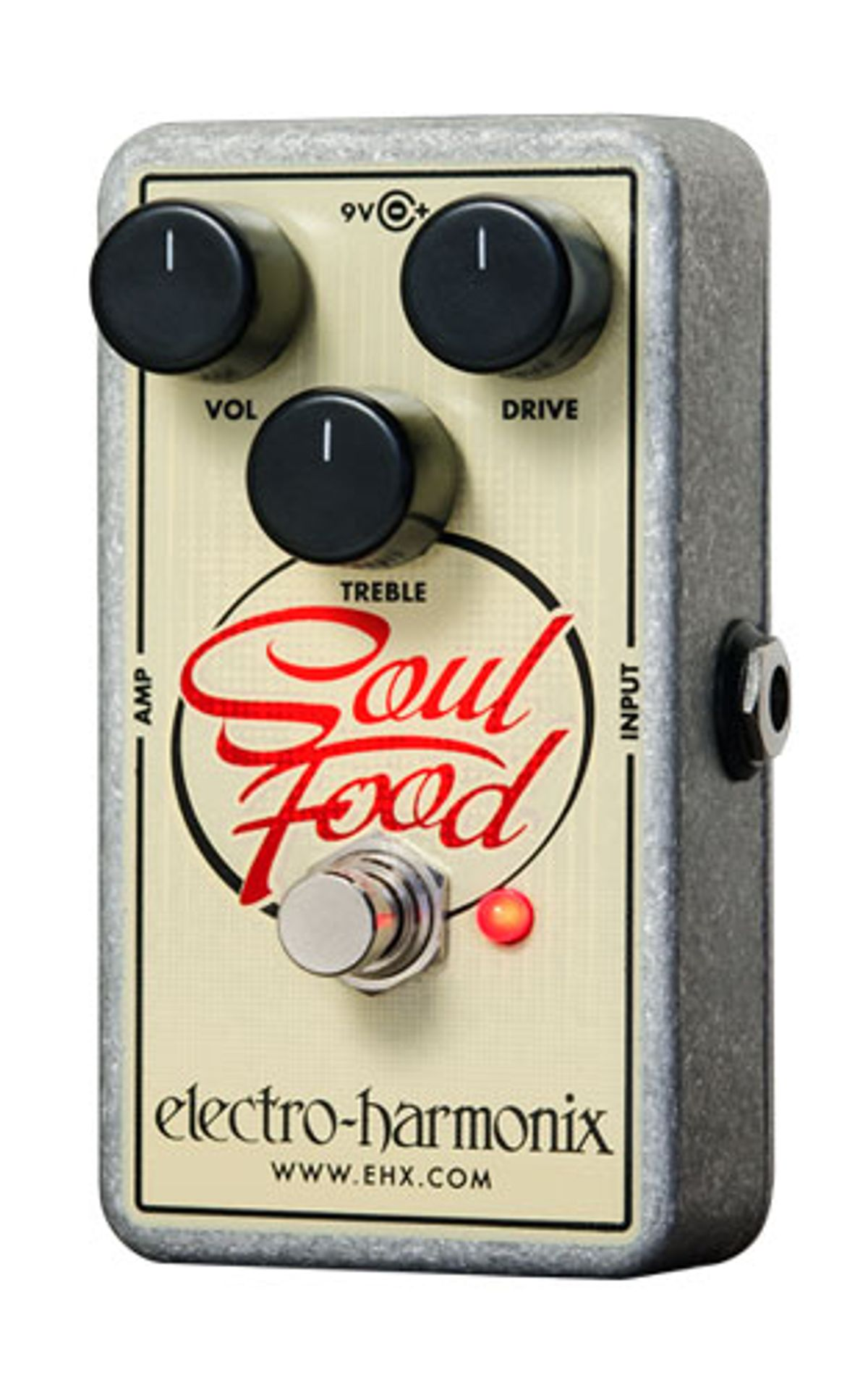 Electro-Harmonix Releases the Soul Food Overdrive