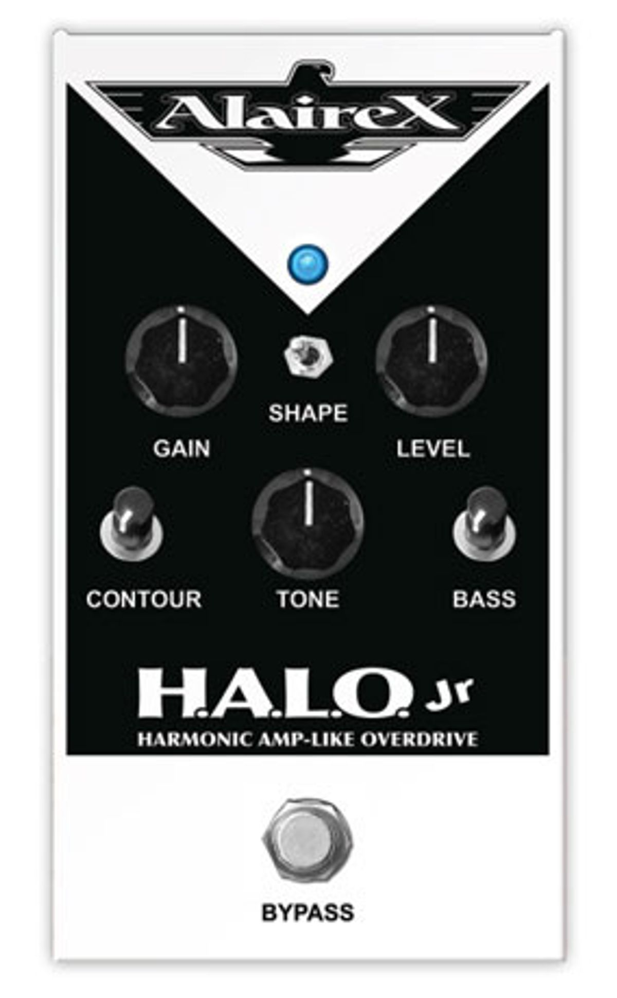 Alairex Releases the H.A.L.O. Jr. Overdrive Pedal