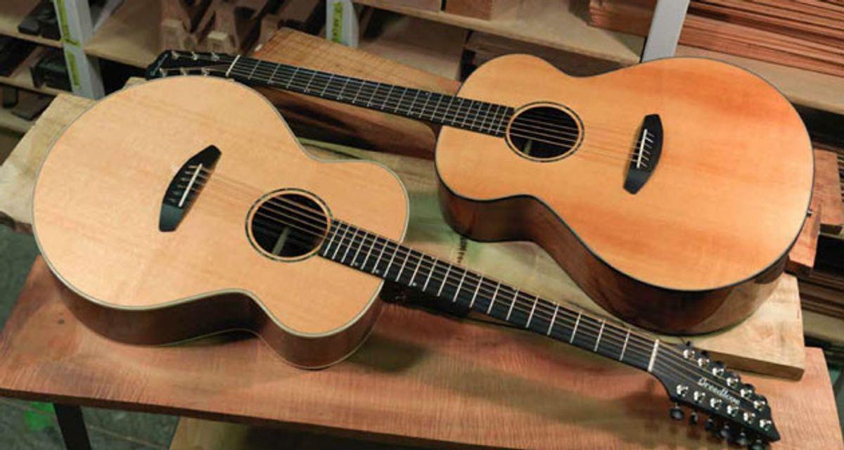 Breedlove Guitars Unveils Premier Series