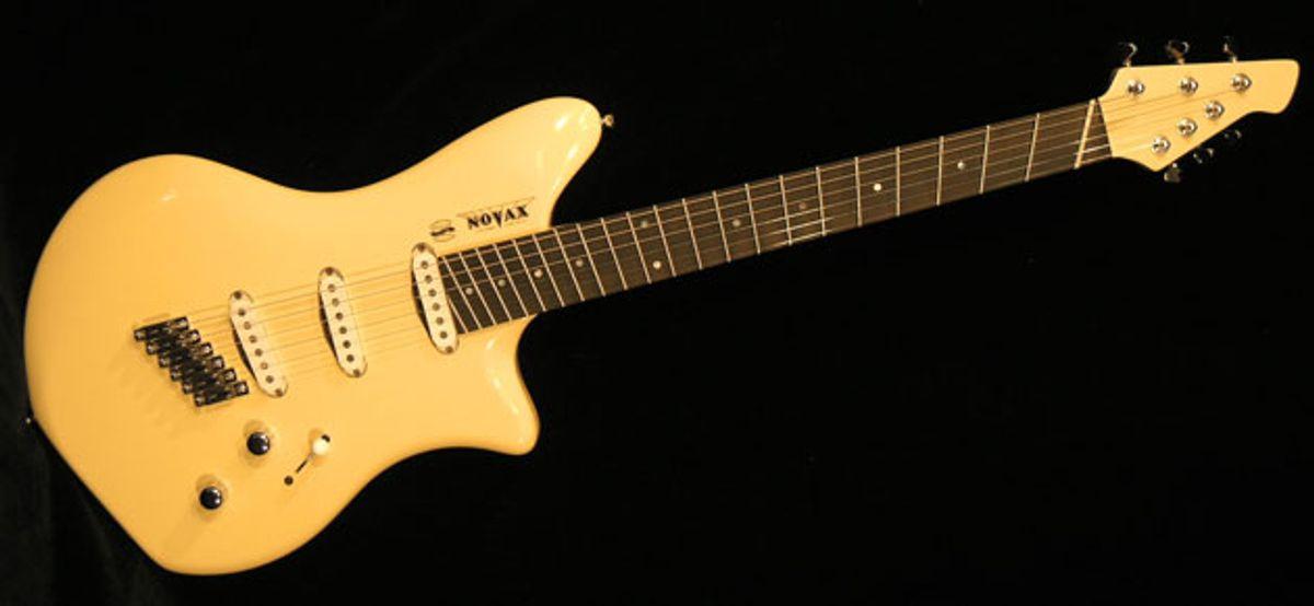 Novax Guitars Introduces 25th Anniversary Model