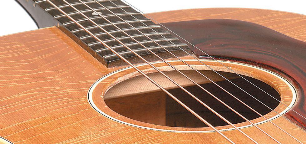 Trash or Treasure: Gibson B-25N   Premier Guitar