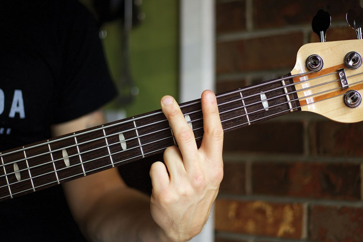 On Bass: More Than Four Extra Notes