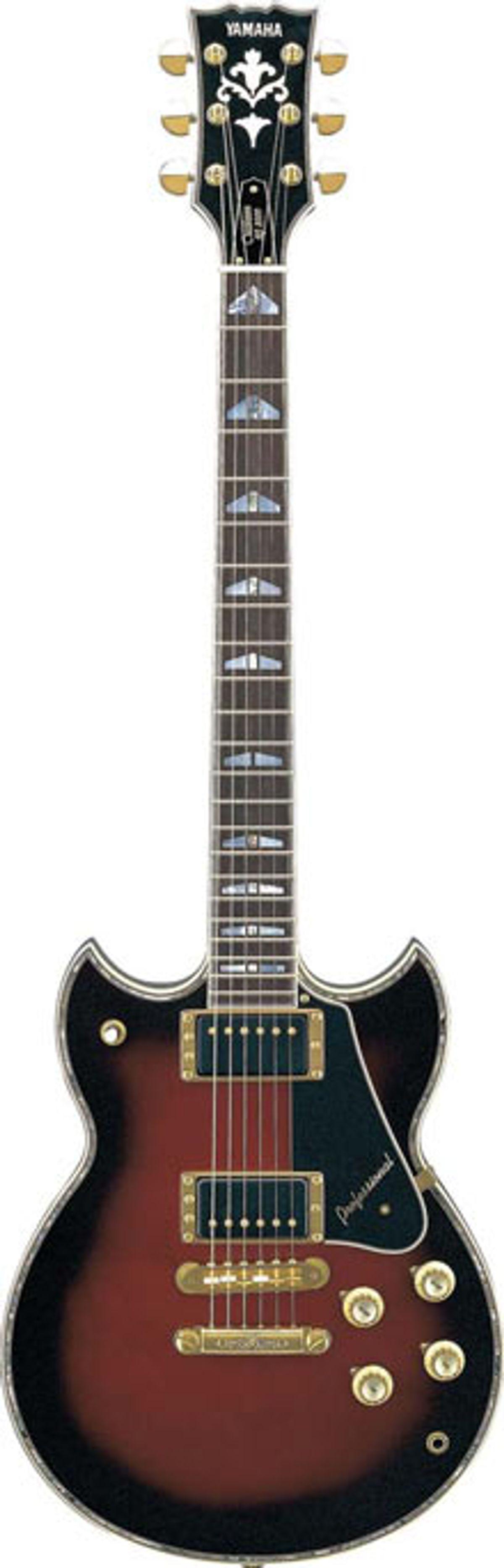 Yamaha 40th Anniversary Limited Edition SBG3000