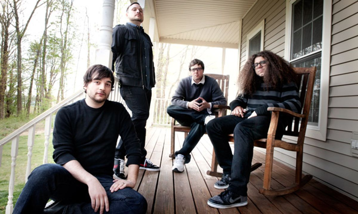 Interview: Coheed and Cambria's Travis Stever
