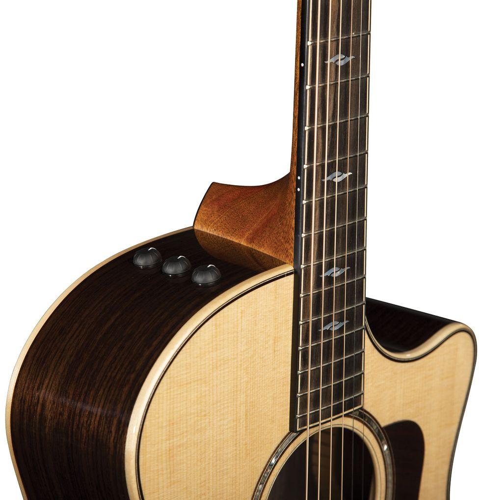 Acoustic Soundboard The Virtues Of A Stiff Neck Premier Guitar