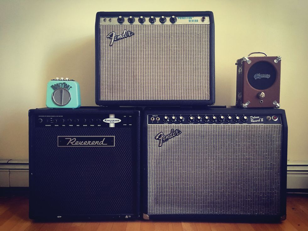 Clone Your Clean Amp Tones!