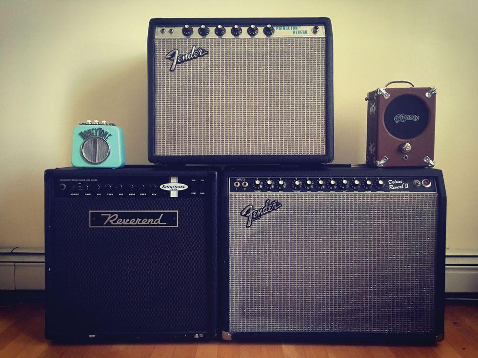 Clone Your Clean Amp Tones!   Premier Guitar