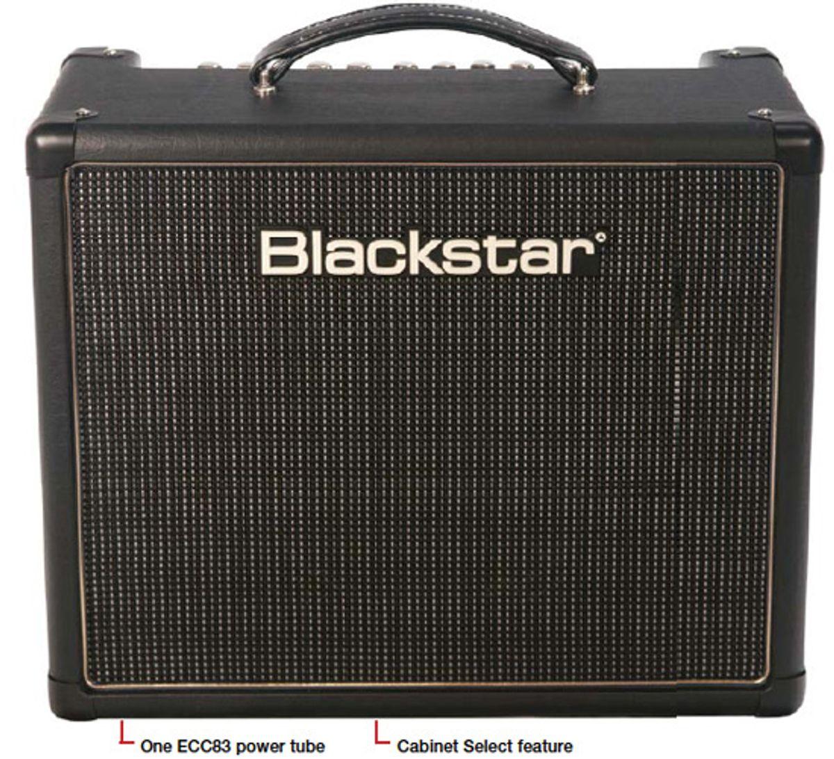 Blackstar HT-5R Amp Review