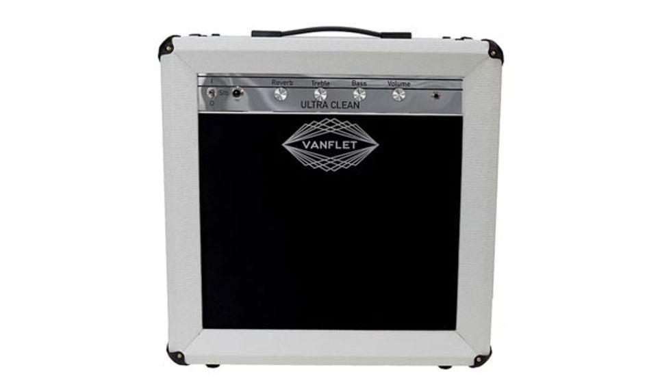 Vanflet Unveils the Ultra-Clean Amp